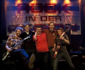 Basement Apes - Rock in der Region Gewinner 2013