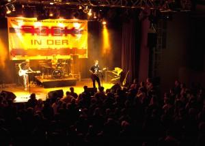 Großer Saal Haus der Jugend Osnabrück Rock in der Region Finale 2012
