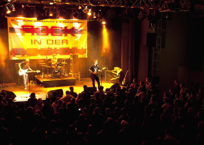 Rock in der Region 2015 – Bands und Musikschaffende können