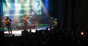 Rock in der Region-Finale 2012: Regelmäßig volle Bude