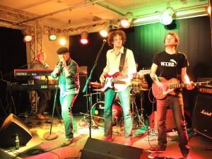 JOHN TENNIS - Rock in der Region 2013 - Alte Webschule Bramsche - 23.11.2013