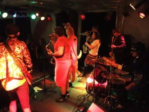 GRENZWERT - Rock in der Region 2013 - Alte Webschule Bramsche - 23.11.2013