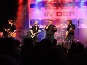 BASEMENT APES - Rock in der Region 2013 – Finale Haus der Jugend Osnabrück – 06.12.2013