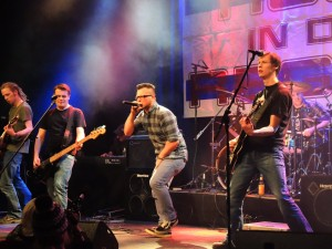 FIRMA TIMSKI - Rock in der Region 2013 – Finale Haus der Jugend Osnabrück – 06.12.2013