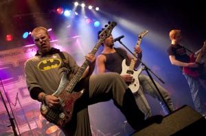 NEVER TO LOUD – Rock in der Region 2013 – Finale Haus der Jugend Osnabrück – 06.12.2013