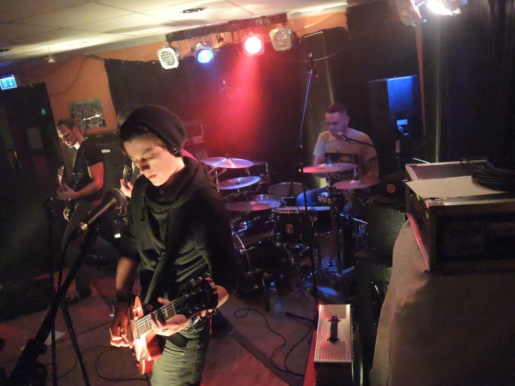 Bulletride - Rock in der Region 2014 - Vorentscheid TriO Bad Essen