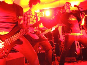 Rock in der Region 2014 TriO Bad Essen Bulletride