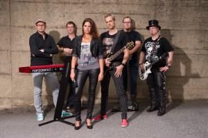 Die Band Heimspiel Pressefoto