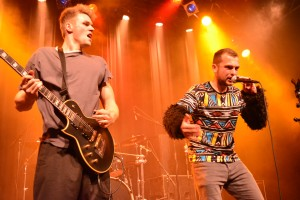 Psaikorillaz Rock in der Region Gewinner 2015