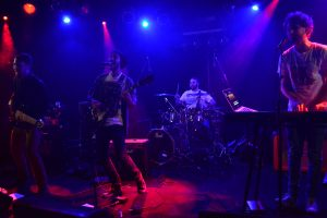 Alternative Rock mit Keyboards: Egosplit