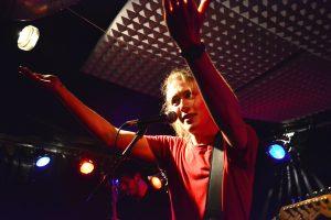 Jon Sun Indie Rock in der Region 2016 Relegation Ostbunker