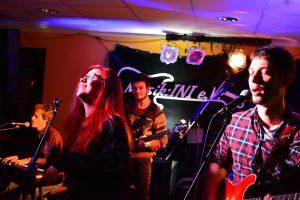 Emerson Prime Live beim Rock in der Region Vorentscheid 2016 im TriO Bad Essen