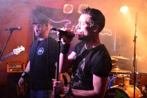 Falling Bricks live beim Rock in der Region Vorentscheid 2016 im TriO Bad Essen