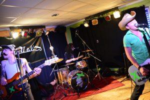 Halfway Awesome Live beim Rock in der Region Vorentscheid 2016 im TriO Bad Essen