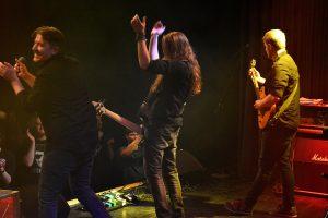 Die Metal-Band The Bearing Sea beim Rock in der Region-Finale 2016