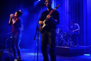 Die Soul Pop-Band Emerson Prime beim Rock in der Region-Finale 2016 im Haus der Jugend Osnabrück