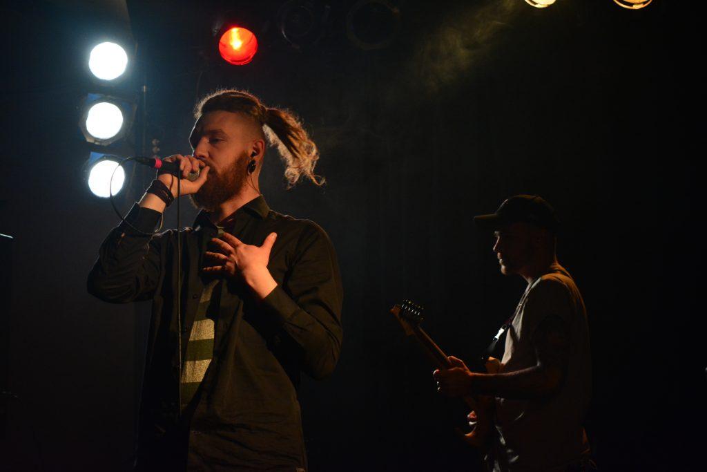 Chiffre live beim Rock in der Region Vorentscheid 2017 im Westwerk Osnabrück