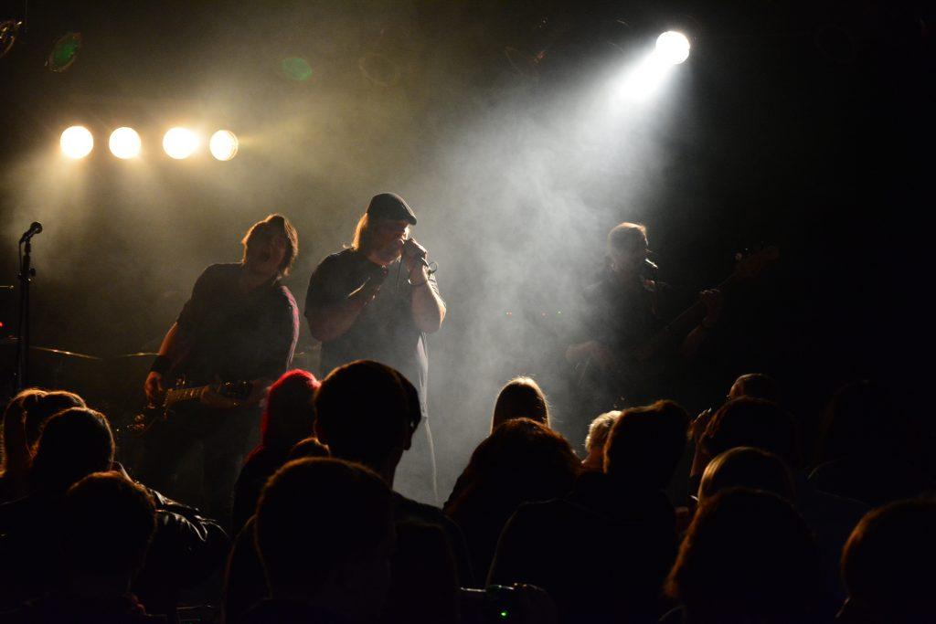Full Pitch live beim Rock in der Region Vorentscheid 2017 im Westwerk Osnabrück