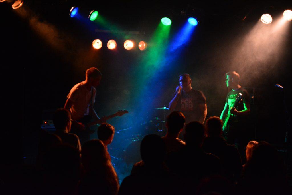 Insantity Moments live beim Rock in der Region Vorentscheid 2017 im Westwerk Osnabrück