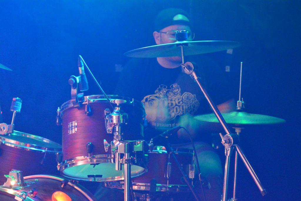 MOIN live beim Rock in der Region Vorentscheid 2017 im Westwerk Osnabrück