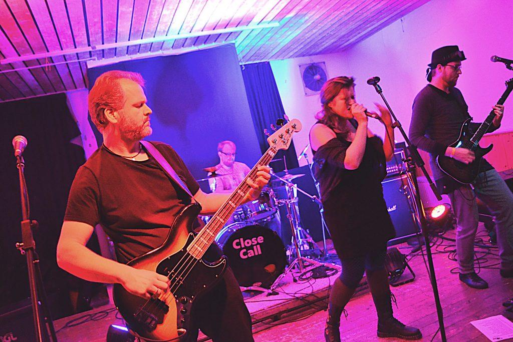 Die Punk Folk Ska Band L.A.G. live beim Rock in der Region Vorentscheid 2017 in Georgsmarienhütte