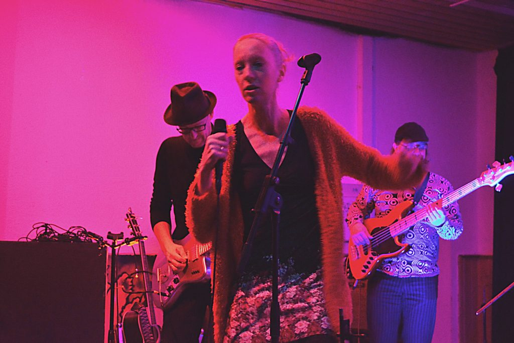 Die Art Folk Band Much better, Thank you live beim Rock in der Region Vorentscheid 2017 in Georgsmarienhütte