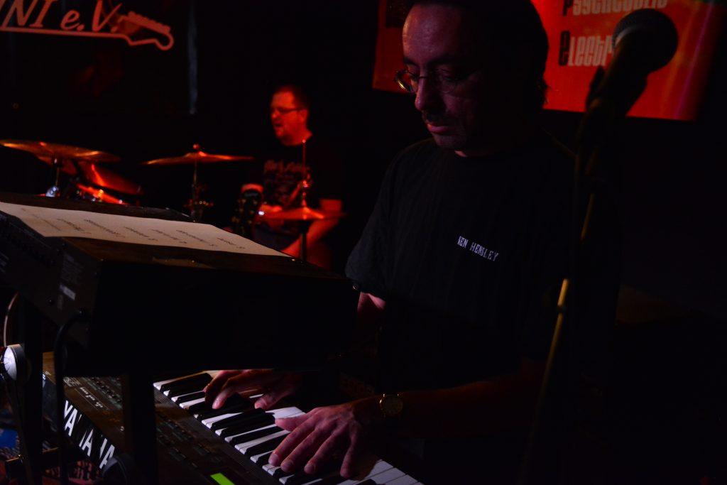 Melle, Keyboarder, Catweazle, Rock, Hardrock, lokaler Contest