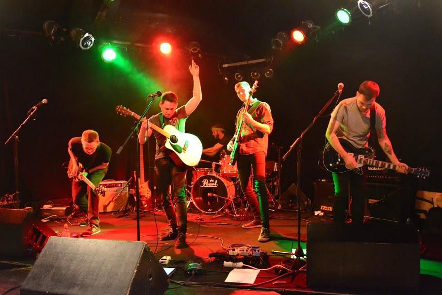 The Travelling Stone Live im Westwerk Osnabrück bei Rock in der Region 2018 am 16.11.2018
