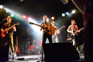 The Travlelling Stone Live im Westwerk Osnabrück bei Rock in der Region 2018 am 16.11.2018