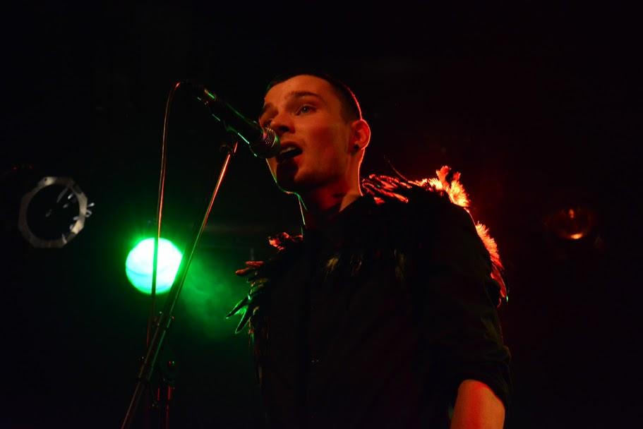 Klarinette, The Current State of Claustrophobia, Keyboard, Westwerk, Rock in der Region 2018, live, Sänger, ist das Kunst