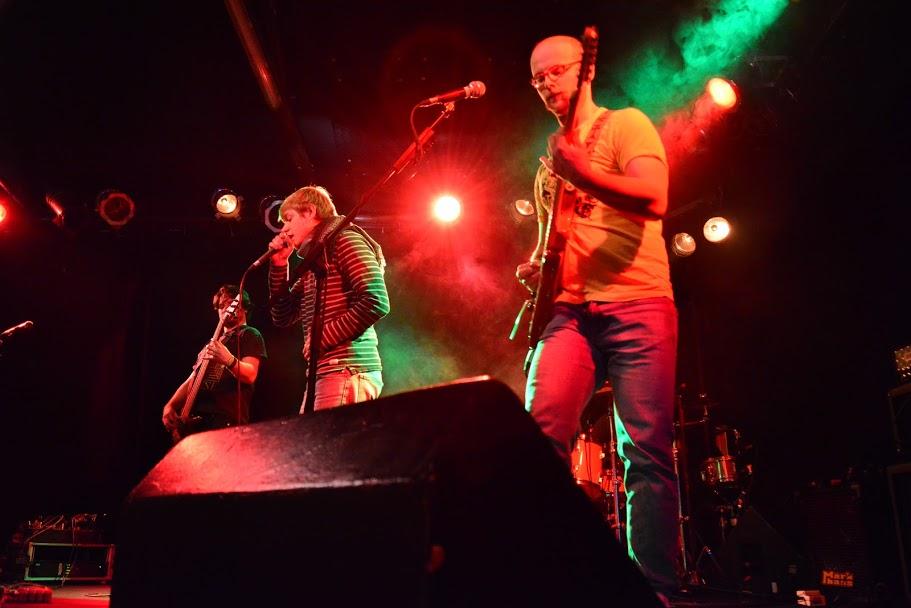 Crip Election, Band, Rock in der Region 2018, Westwerk, Osnabrück, live, Hardrock, Gitarrist, coole Pose, Classic Rock,