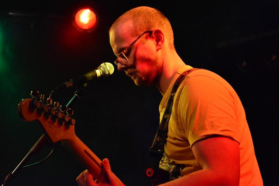 Crip Election, Rock in der Region 2018, Westwerk, Osnabrück, live, Hardrock, Gitarrist, coole Pose, Classic Rock