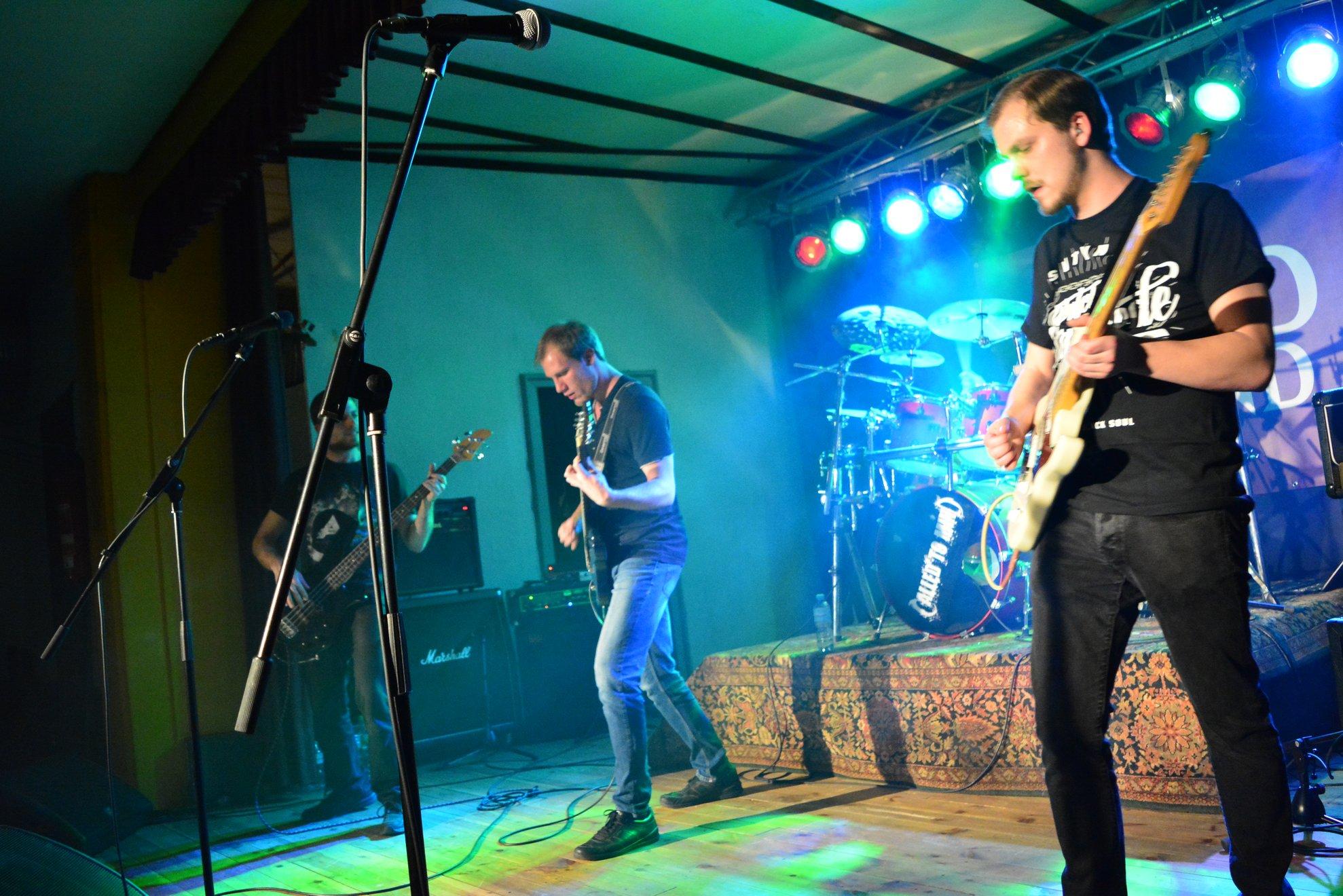 Called to Mind bei Rock in der Region 2018 in Hagen bei Stocks