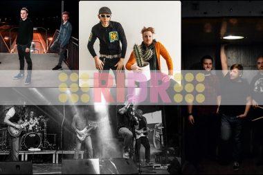 RIDR Rock in der Region 2019 Bands Bramsche Alte Webschule