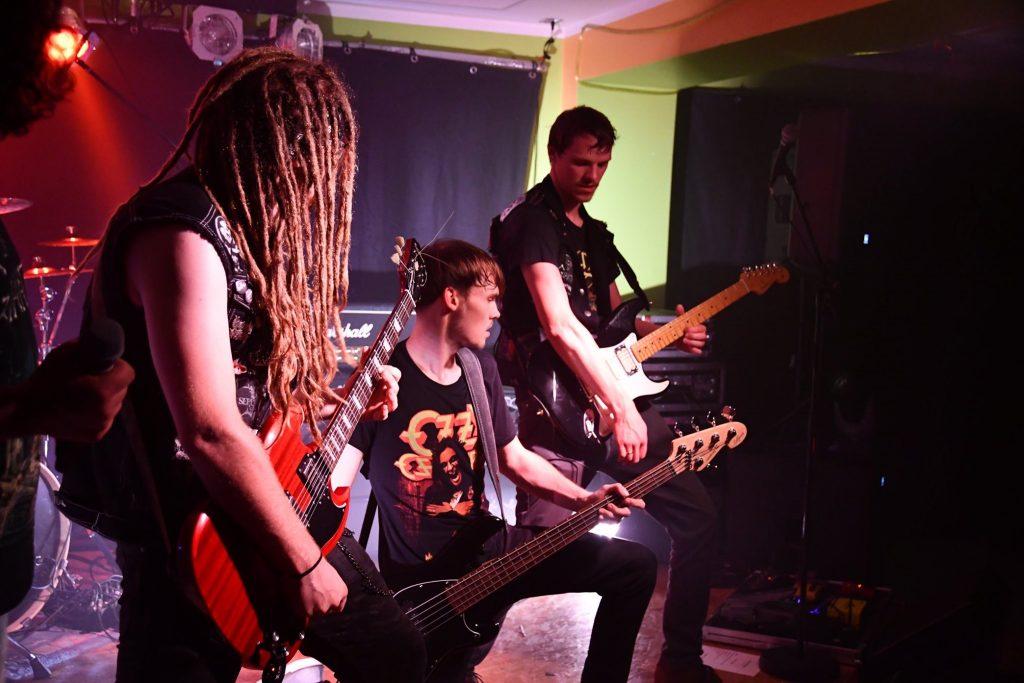 Tomb of Giants bei Rock in der Region 2019 in Bad Essen - Trio
